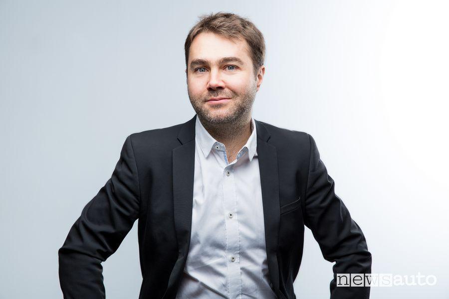 Bernard Delpit, fondatore di BlaBlaCar e membro del Consiglio di Amministrazione Renault