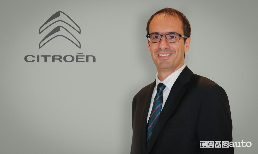 Mathieu Ammassari Direttore Vendite Citroën Italia