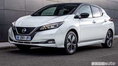 Photo of Nissan Leaf10, caratteristiche serie limitata