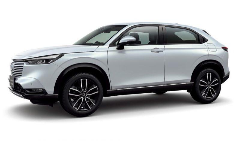 Nuovo Honda HR-V e:HEV 2021