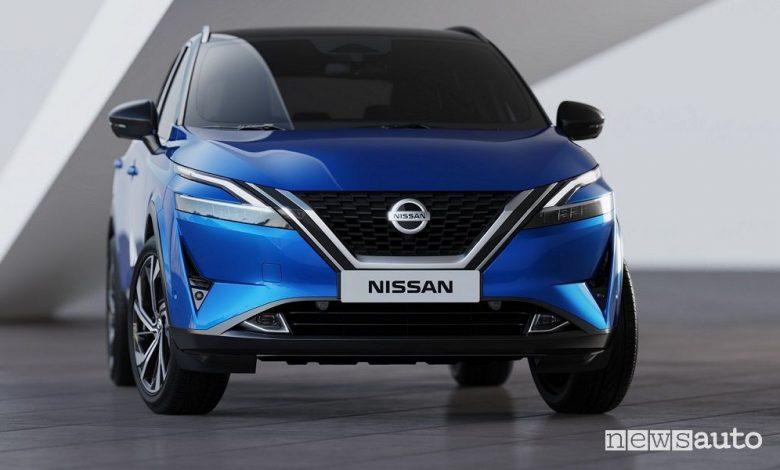 Nuovo Nissan Qashqai, cosa cambia, caratteristiche