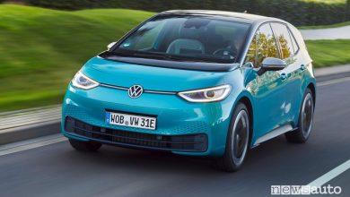 Volkswagen ID.3 City, caratteristiche, autonomia, batteria e prezzi