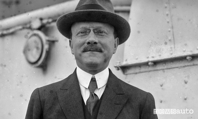 Compleanni a febbraio, festeggiamenti per gli anni di André Citroën