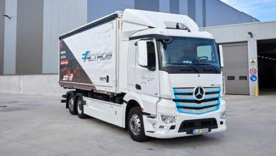 Photo of Camion elettrici per trasporto merci, sono realtà by Mercedes