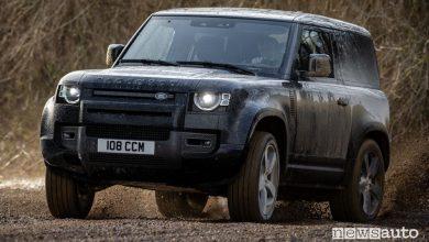 Photo of Nuova Land Rover Defender V8, caratteristiche e prezzo
