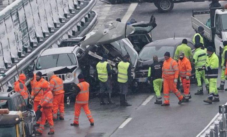 Mega incidente in autostrada Torino-Bardonecchia, cosa è successo?