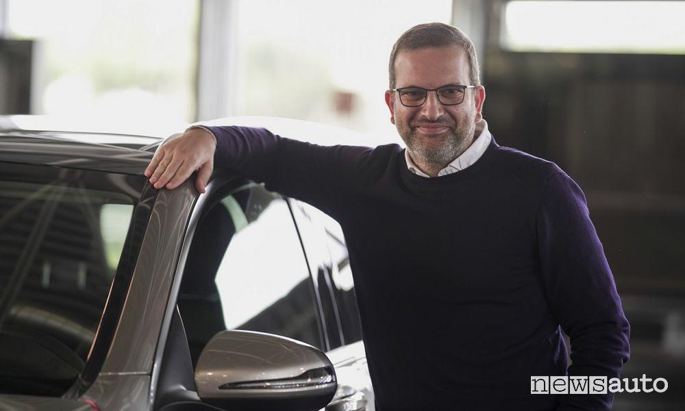 Marco Terrusi Presidente e Amministratore Delegato di Mercedes-Benz Roma
