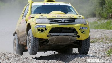Photo of Suzuki Challenge 2021, calendario, date trofeo monomarca 4×4