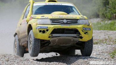 Suzuki Challenge 2021, calendario, date trofeo monomarca 4×4