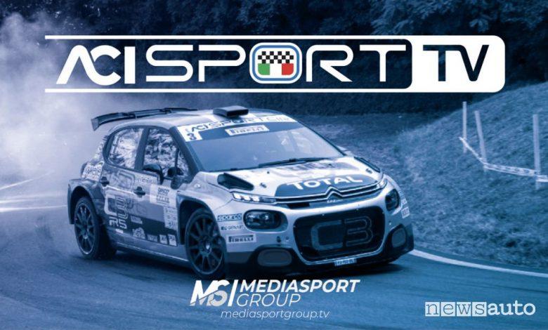 Nuovo canale TV su Sky, nasce Aci Sport TV