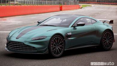 Nuova Aston Martin Vantage F1 Edition
