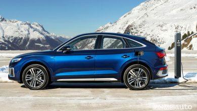 Photo of Audi Q5 e Q5 Sportback plug-in hybrid, caratteristiche e prezzi