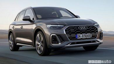 Photo of Audi Q5 TFSI e plug-in hybrid, caratteristiche e prezzi