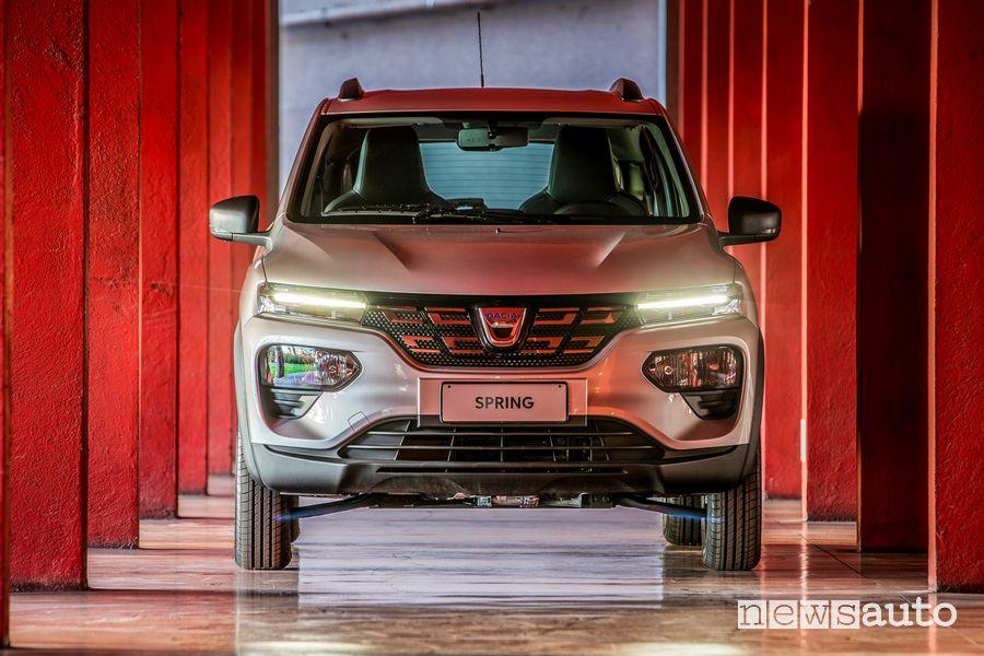 Mascherina anteriore Dacia Spring Electric