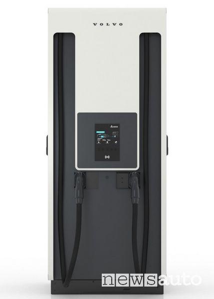 Delta Fast Charge con postazioni per la ricarica rapida fino a 175 kW