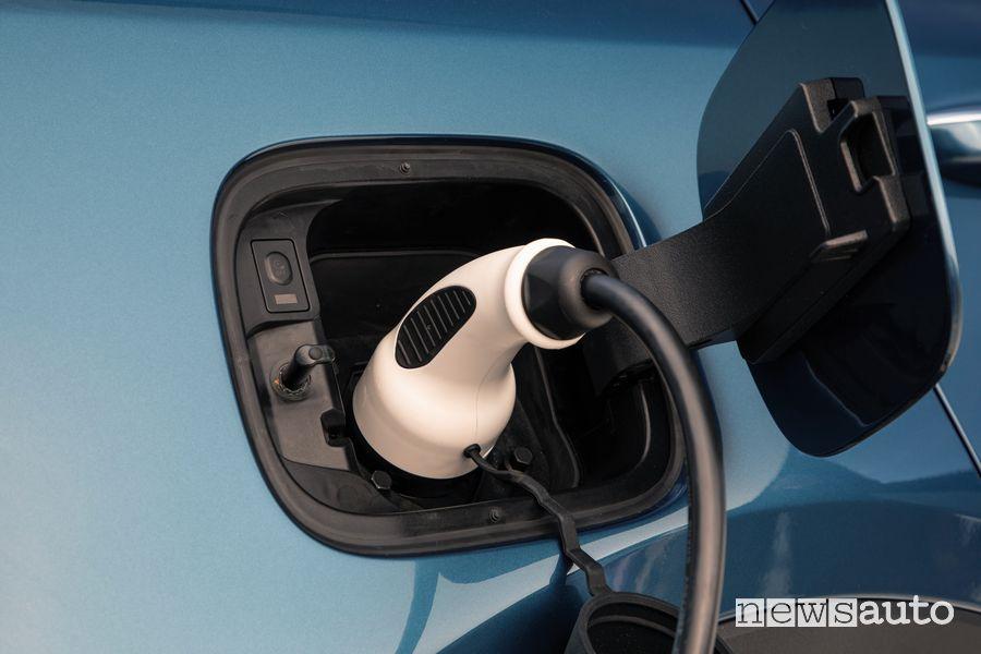 Cavo di ricarica Kia Sorento Plug-in Hybrid