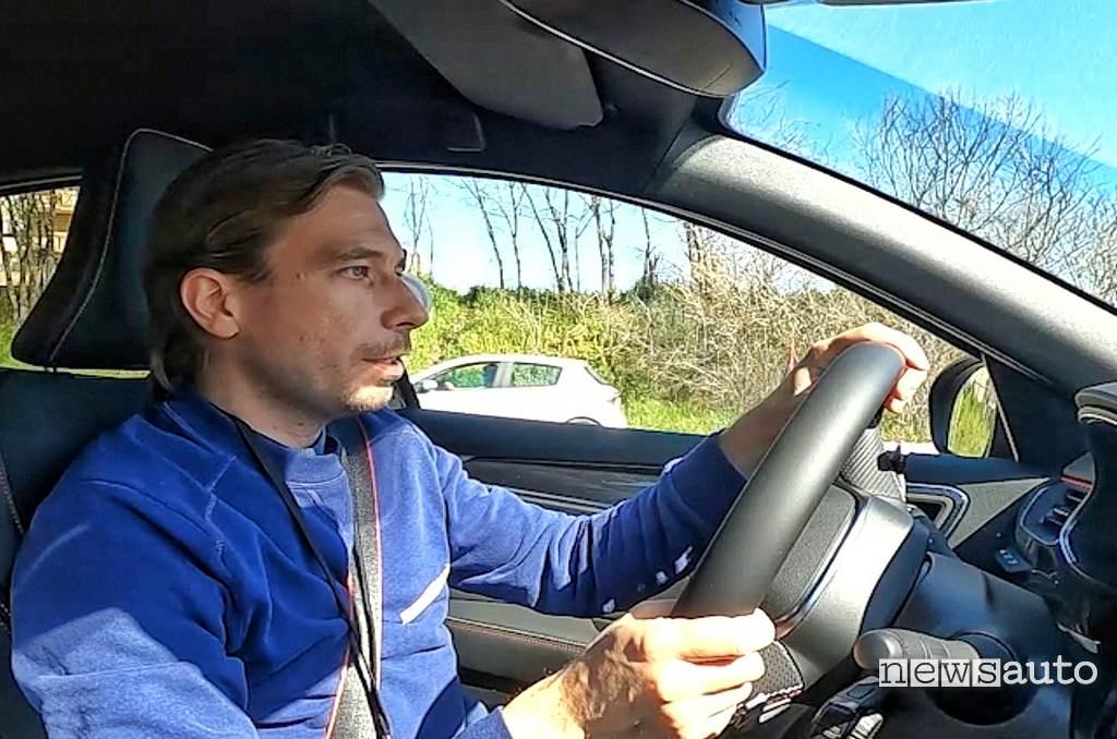 Marco Paternostro Prova su strada Renault Arkana