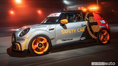 Photo of Mini elettrica Pacesetter, nuova safety car per la Formula E