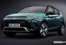 Photo of Nuova Hyundai Bayon, com'è caratteristiche