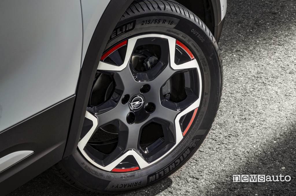 """Cerchi in lega da 18"""" nuovo Opel Mokka GS Line"""