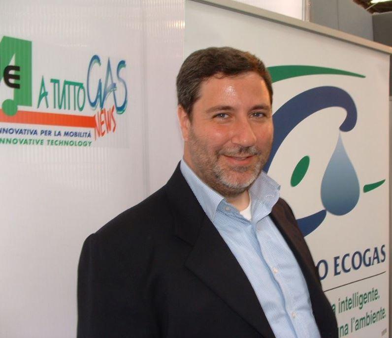 L'Arch. Salvatore Tramontano presidente del Consorzio Ecogas