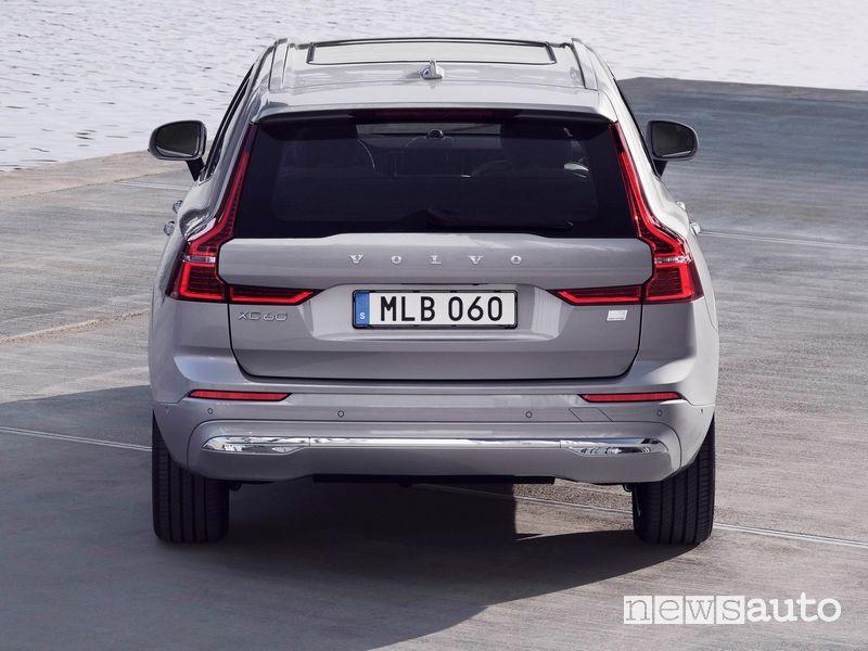 Paraurti posteriore Volvo XC60 2022