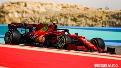 Photo of F1 Gp Bahrain 2021, orari diretta TV Sky e differita TV8