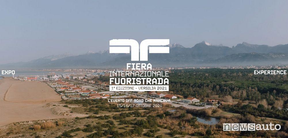 Fiera Internazionale Fuoristrada, evento off road in Toscana