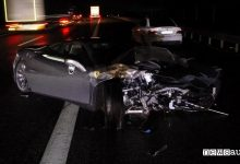 Photo of Incidente Ferrari F8 Tributo distrutta in Germania, colpa dei pneumatici?