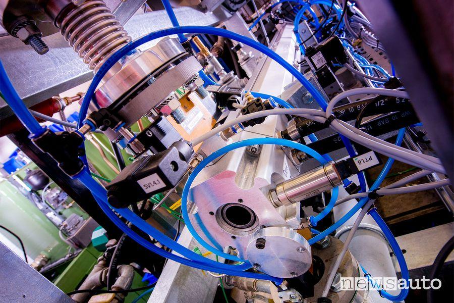 Il range extender Libertine ha una potenza nominale di 10 kW elettrici