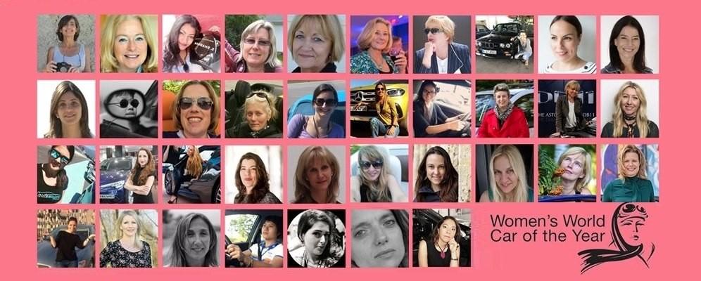 Women's World Car of the Year 2021 giuria