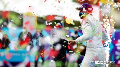 ePrix Roma 2021 gara Formula E Stoffel Vandoorne Mercedes