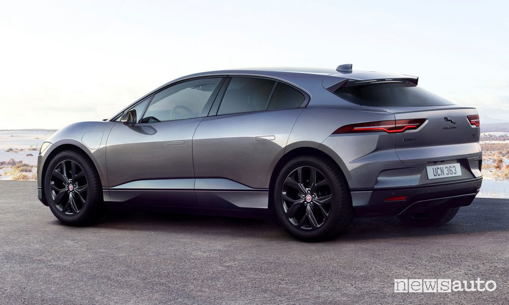 Jaguar I-Pace Black SUV elettrico