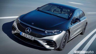 Photo of Nuova Mercedes-Benz EQS, caratteristiche e autonomia dell'elettrica di lusso