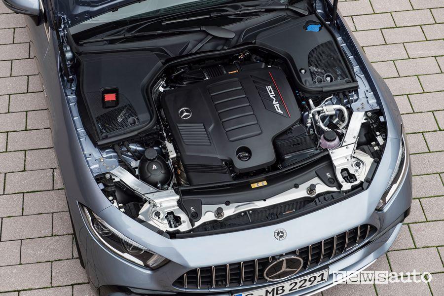 Vano motore Mercedes-AMG CLS 53 4MATIC+