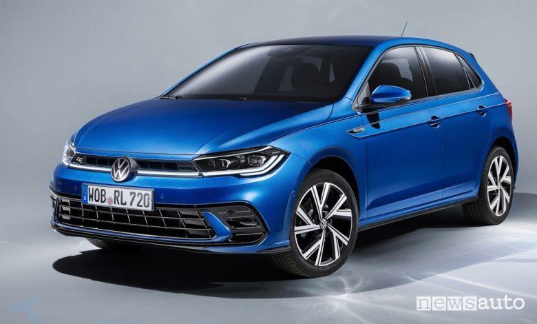 Nuova Volkswagen Polo R Line