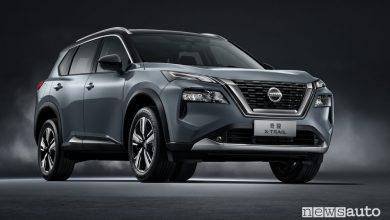 Nuovo Nissan X-Trail al Salone di Shanghai 2021