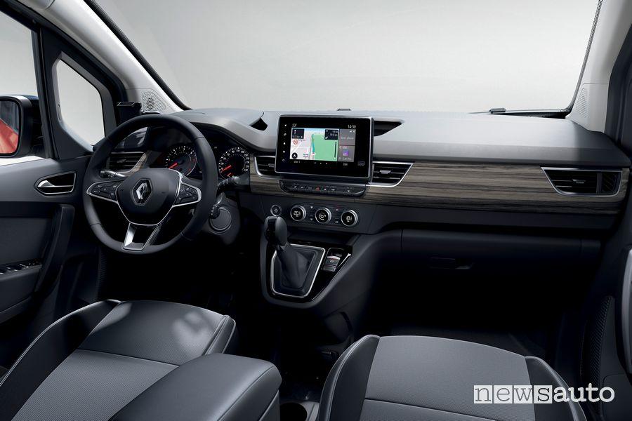 Plancia strumenti abitacolo nuovo Renault Kangoo