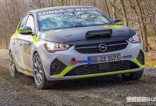 Photo of Auto elettriche, che rumore fa in gara la Corsa-e rally