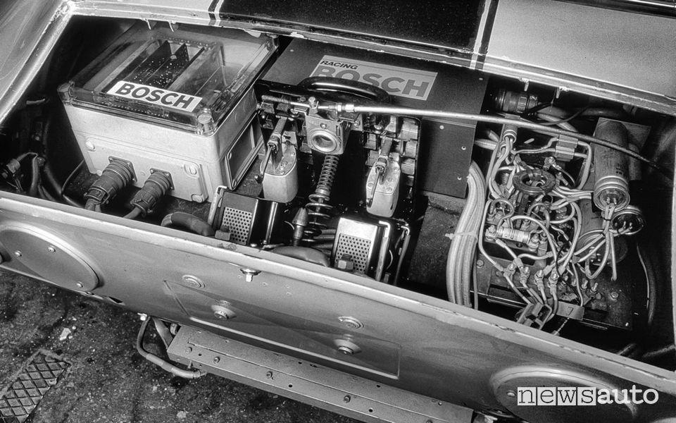 Motori elettrici a corrente continua Bosch Opel Elektro GT