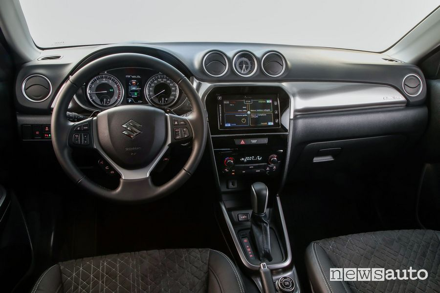 Plancia strumenti abitacolo Suzuki Vitara Hybrid