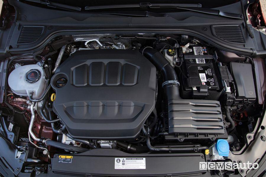 Vano motore Volkswagen Golf GTI