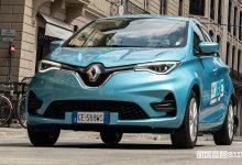 """""""Corrente"""" car sharing Bologna, nuove Renault Zoe nella flotta"""