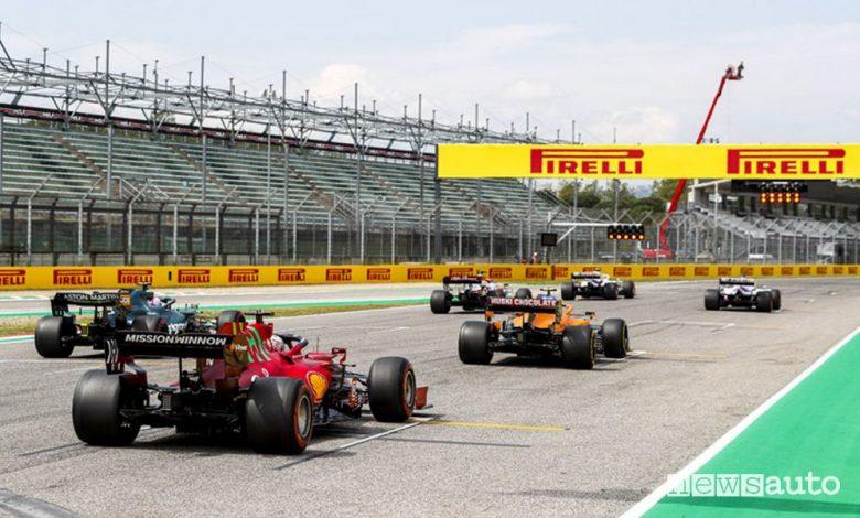 Qualifica Sprint F1, che cos'è, come funziona, regolamento