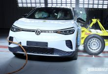 Photo of Euro NCAP Volkswagen e Skoda elettriche, crash test a 5 stelle [video]