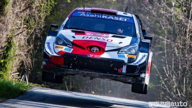 Photo of WRC Rally Croazia 2021, vince la Toyota con Ogier [classifica]
