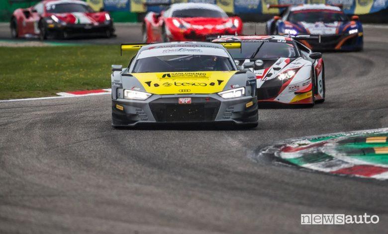 ACI Racing Weekend Monza 2021: risultati e vincitori gare