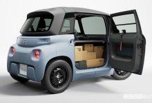 Photo of Citroën My Ami Cargo, macchinetta elettrica per le consegne, caratteristiche