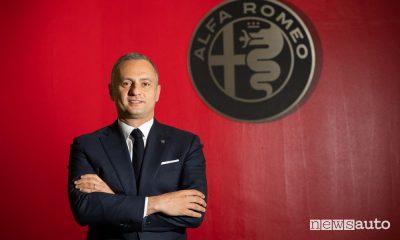 Francesco Calcara, Responsabile Marketing e Comunicazione Alfa Romeo
