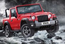 Photo of Mahindra Thar, copia della Wrangler, Jeep blocca la vendita
